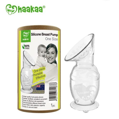 Silicone Breast Pump by Haakaa