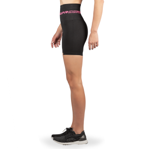 Supacore black compression shorts
