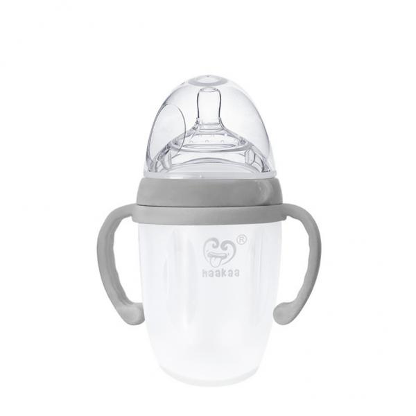 Haakaa Generation 3 Silicone Baby Bottle 250ml