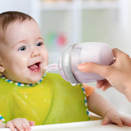 Haakaa Generation 3 Silicone Bottle Feeding Spoon Head