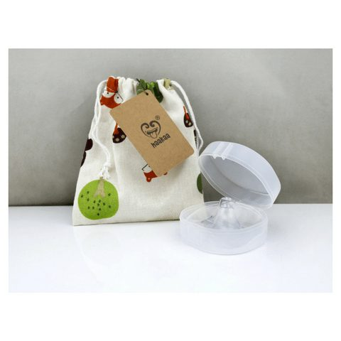 Haakaa Nipple Shield Storage Case and Bag
